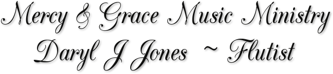 Daryl Jones plays beautiful flute music